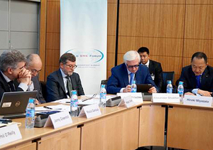RSPP President Alexander Shokhin participated in the B20, BIAC, OECD roundtable on financing SMEs in global value chains